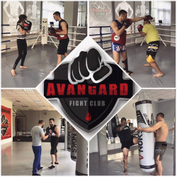 Avangard Muay Thai Gym - К1