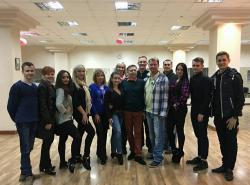 Тренер Владимир Викторович Караченцев - Харьков, Танцы, Фитнес