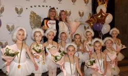 Тренер Щербакова Татьяна Сергеевна - Харьков, Балет