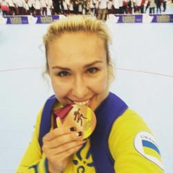 Тренер Ястребова Анна Сергеевна - Харьков, Каратэ