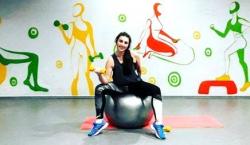 Тренер Манаенко Карина - Харьков, Zumba