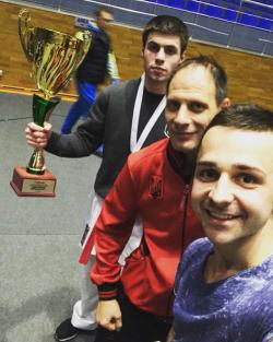 Тренер Обухов Сергей Владимирович - Харьков, Каратэ